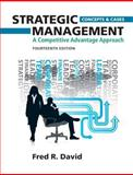 Strategic Management 14th Edition