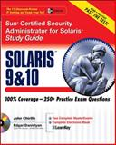 Sun Certified Security Administrator for Solaris 9 and 10 9780072254235