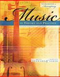 Music in Theory and Practice 8th Edition