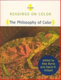The Philosophy on Color 9780262024242