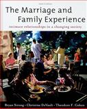 The Marriage and Family Experience 9780534624255