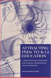 Attracting Phds to K-12 Education 9780309084277