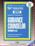 Guidance Counselor, Senior H. S. 9780837384283