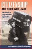 Citizenship and Those Who Leave 9780252074295