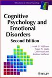 Cognitive Psychology and Emotional Disorders 9780471944300