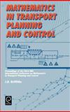 Mathematics in Transport Planning and Control 9780080434308