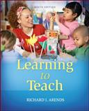 Learning to Teach 9th Edition