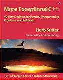 More Exceptional C++ 9780201704341