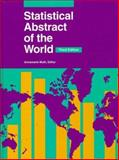 Statistical Abstract of the World 9780810364349