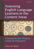 Assessing English Language Learners in the Content Areas