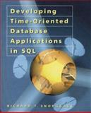 Developing Time-Oriented Database Applications in SQL 9781558604360