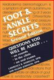 Foot and Ankle Secrets 9781560534365