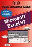 Visual Reference Microsoft Excel 97 9781562434366