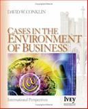 Cases in the Environment of Business 9781412914369