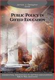 Public Policy in Gifted Education 9781412904377