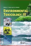 Environmental Toxicology III 9781845644383