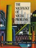 The Sociology of Social Problems 9780136574385