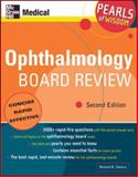 Ophthalmology Board Review 9780071464390