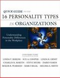 Quick Guide to the 16 Personality Types in Organizations 9780971214415