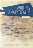 Writing Analytically with Readings (with 2016 MLA Update Card) 3rd Edition