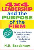 4X4 Leadership and the Purpose of the Firm 9780789004437