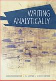 Writing Analytically (with 2016 MLA Update Card) 7th Edition