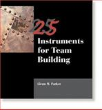 25 Instruments for Team Building 9780874254457