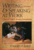 Writing and Speaking at Work 9780130414458