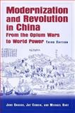 Modernization and Revolution in China 9780765614476