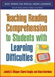 Teaching Reading Comprehension to Students with Learning Difficulties 9781593854478