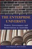 The Enterprise University 9780521794480