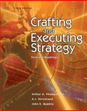 Crafting and Executing Strategy 9780072844481