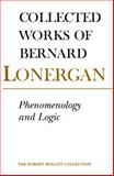 Phenomenology and Logic 9780802084484