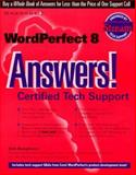 WordPerfect 8 Answers! 9780078824494