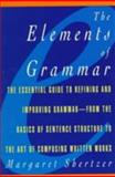 The Elements of Grammar 1st Edition