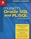 Murach's Oracle SQL and PL/SQL 9781890774509