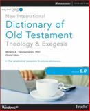 New International Dictionary of Old Testament Theology and Exegesis 6. 0 for Windows 9780310274520