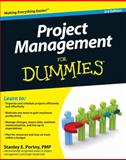 Project Management for Dummies 3rd Edition