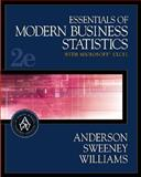 Essentials of Modern Business Statistics with Microsoft Excel 9780324184525