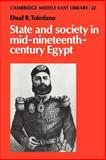 State and Society in Mid-Nineteenth-Century Egypt 9780521534536