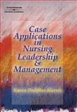 Case Applications in Nursing Leadership and Management 9781401834548