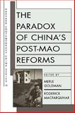 The Paradox of China's Post-Mao Reforms