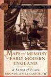 Maps and Memory in Early Modern England 9780312294557