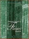 National Capacity in Forestry Research 9780309084567