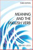 Meaning and the English Verb 9780582784574