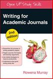 Writing for Academic Journals 9780335234585