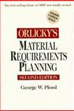 Orlicky's Material Requirements Planning 9780070504592