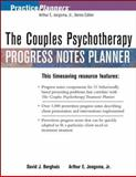 The Couples Psychotherapy Progress Notes Planner 9780471274605