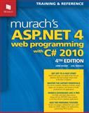 Murach's ASP. NET 4 Web Programming with C# 2010 4th Edition