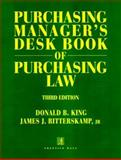 Purchasing Manager's Deskbook of Purchasing Law 9780136714620